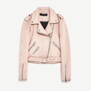 Zara Basic Outerwear Jacket